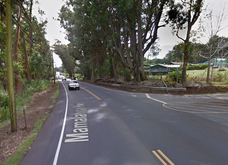 Māmalahoa Highway in Waimea Reduced to One Lane of Travel March 29-April 5