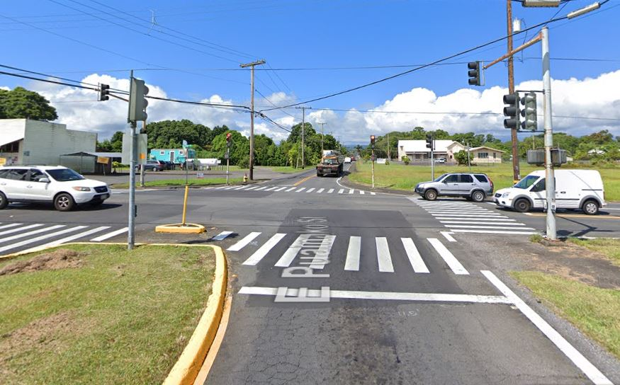 Traffic Signal Work Slated for Intersection of Puainako St. and Kīlauea Ave. Friday, May 29