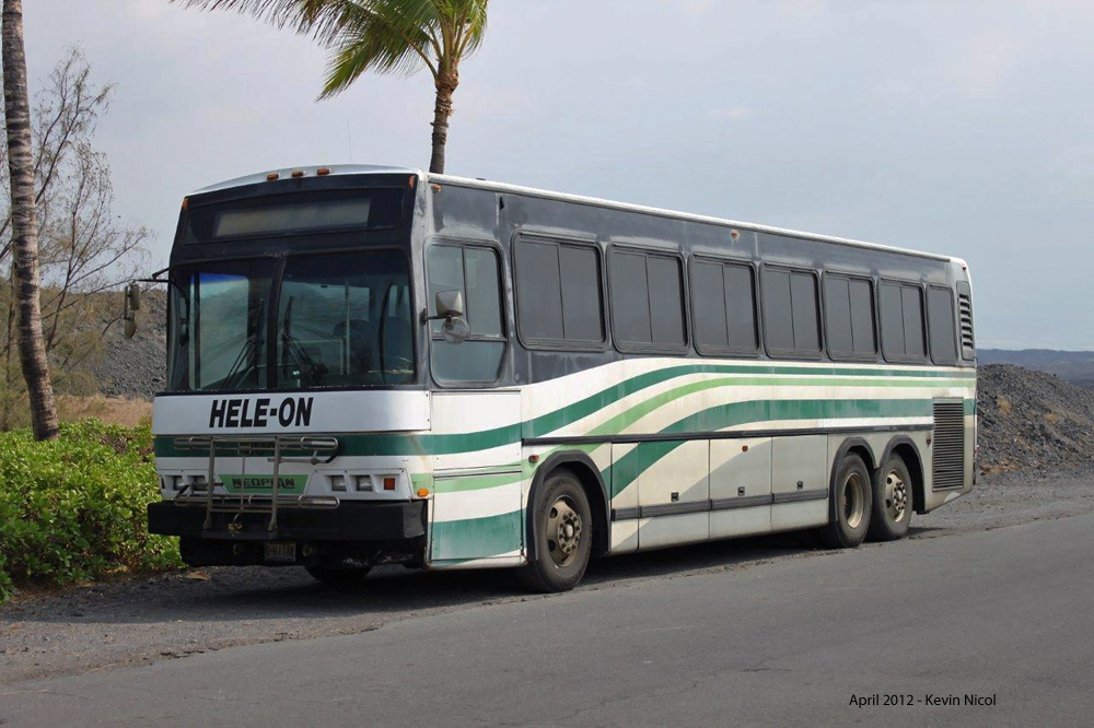 Hele-On Neoplan Metroliner AN40 Bus