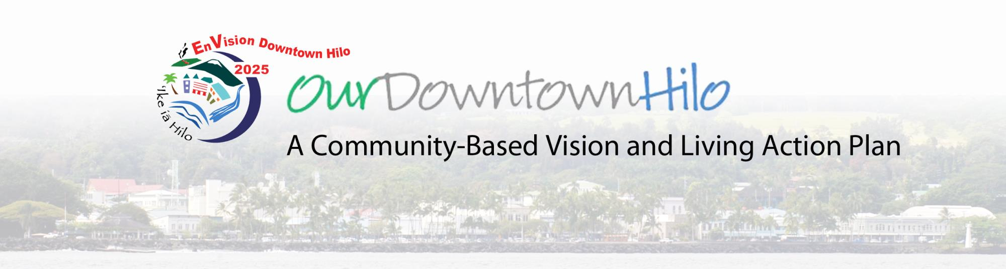EDH Logo Our Downtown Hilo